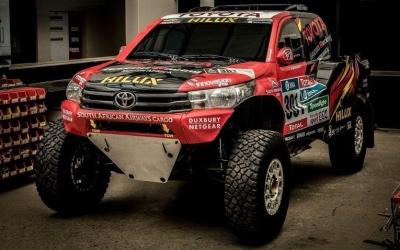 Toyota Gazoo Racing predstavio radikalni Hilux Evo