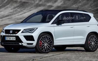 SEAT-ov SUV Ateca Supra bi se trebao pojaviti krajem 2017. godine, a render objavljen na internetu nagovještava kako bi mogao izgledati.